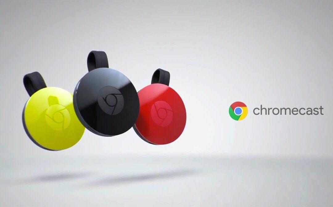 ¡Google lanza el nuevo Chromecast!