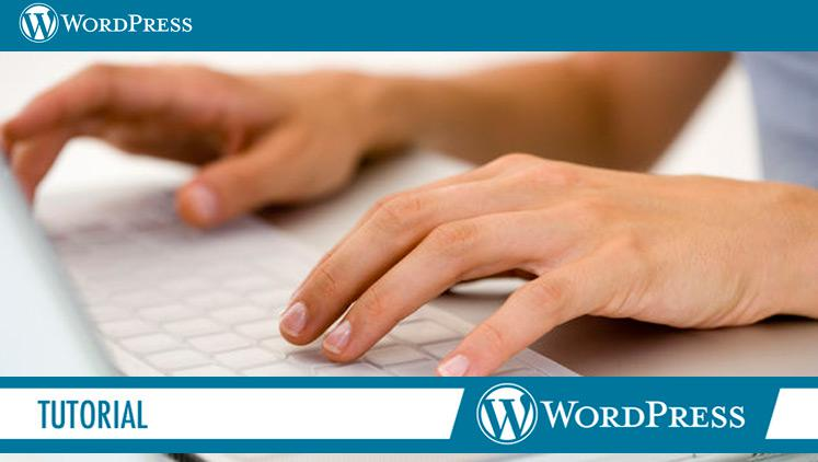 Cómo publicar una entrada en un blog WordPress de forma sencilla