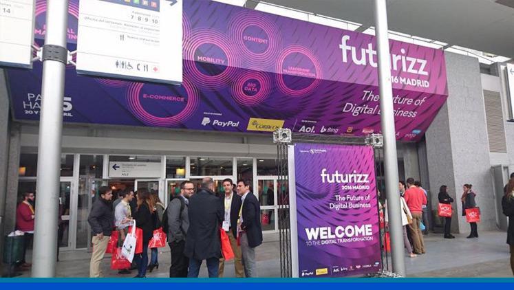 Nuestra visita a la feria Futurizz 2016