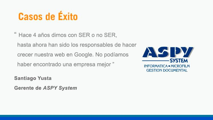 Opinión: ASPY System