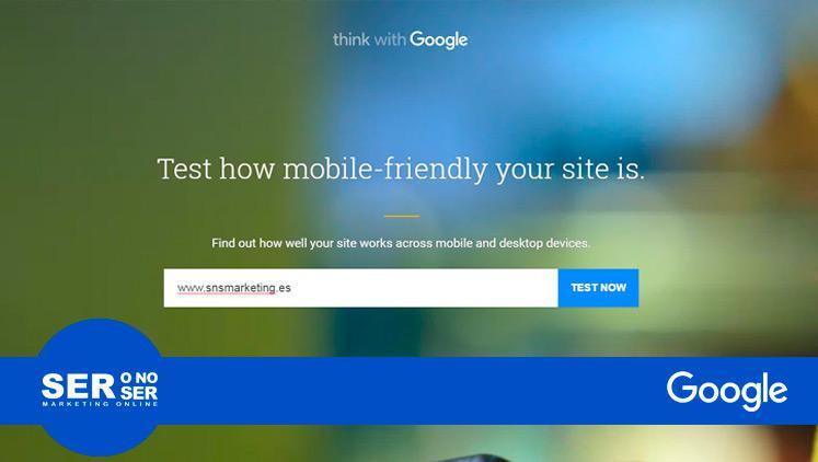Testmysite: Nueva herramienta de Google para testear páginas webs