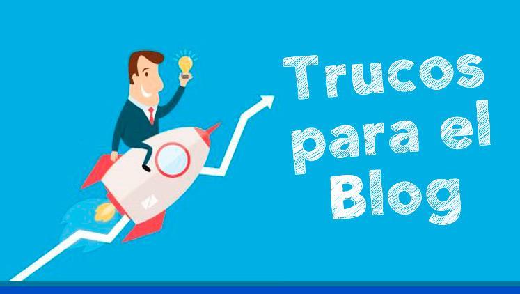 Trucos para posicionar tu Blog en Google