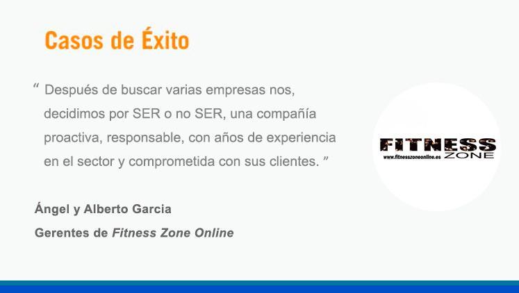 Opinión: Fitness Zone