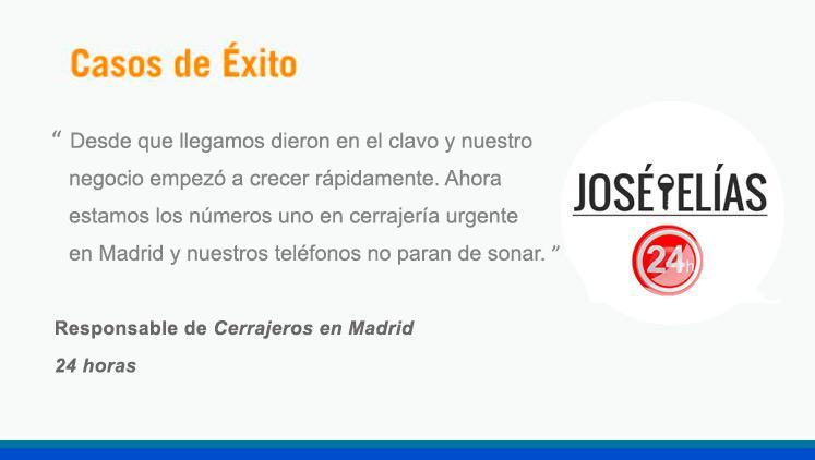 Opinión: Cerrajeros Madrid 24 Horas
