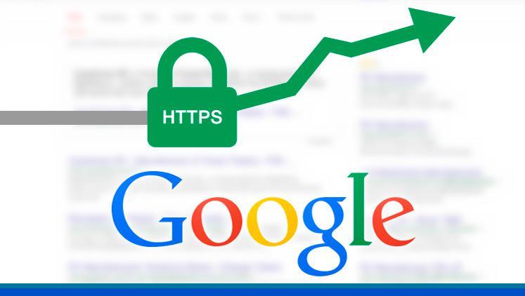 Google: Habilitar el protocolo HTTPS