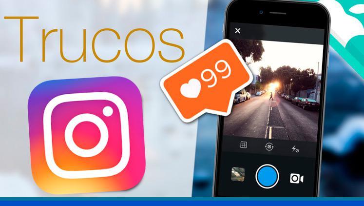 Opciones secretas y trucos de Instagram
