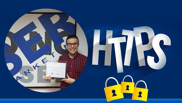 La importancia de la seguridad web (HTTPS en SEO)