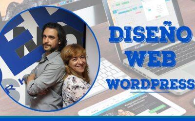 ¿Por qué el departamento de Diseño utiliza WordPress para diseñar páginas web?