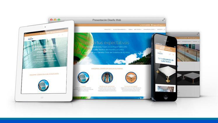 Cómo hacer un diseño web llamativo