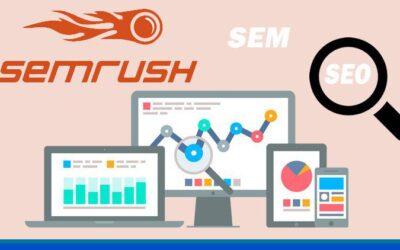Guía SEMRush: herramienta SEO, SEM y análisis de competencia