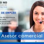 oferta de trabajo asesores comerciales