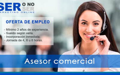 OFERTA DE TRABAJO – Asesores comerciales Marketing Digital