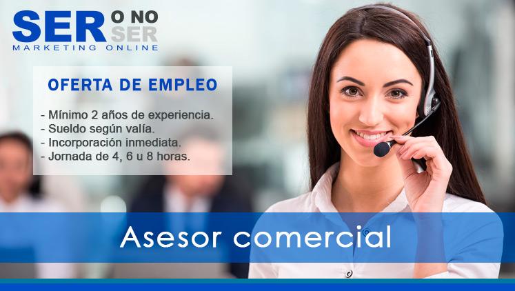 OFERTA DE TRABAJO – Asesores comerciales Marketing Digital