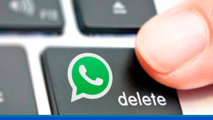 WhatsApp ya permite borrar los mensajes enviados de todos los móviles