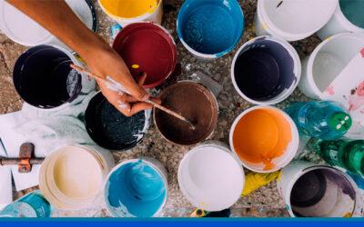¿Sabes cómo influyen los colores en el diseño web?