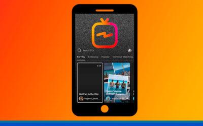 Instagram TV, ¿qué es y para qué se utiliza?