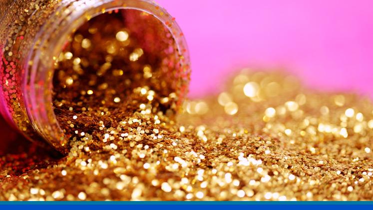 El poder del dorado en el marketing
