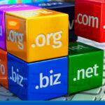 ¿Qué extensión de dominio debo comprar?
