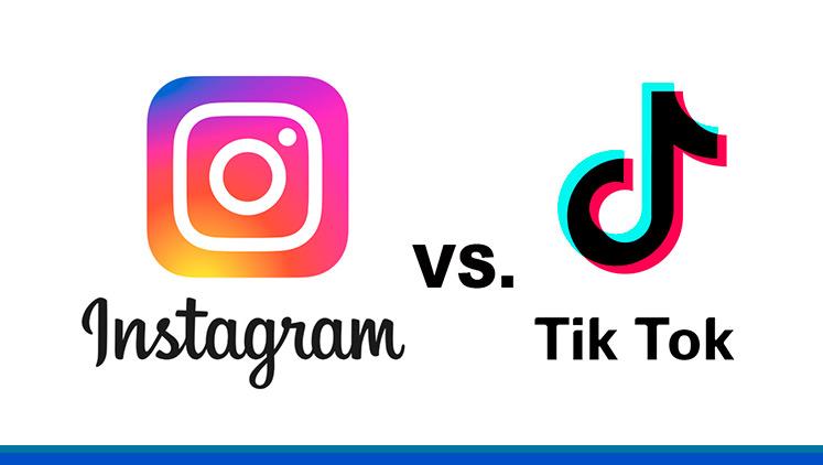 Instagram trabaja en nuevas funciones para parecerse a TikTok
