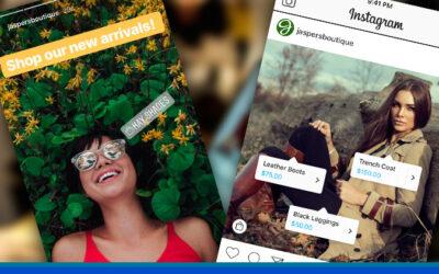 Benefíciate de las ventas por Instagram