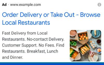 Novedad de Google Ads 2021: Extensiones de imágenes